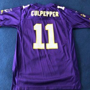 Daunte Culpepper Minnesota Vikings Jersey #11